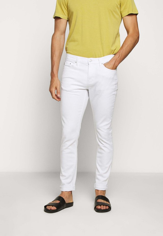 KENT - Jeans Skinny Fit - white