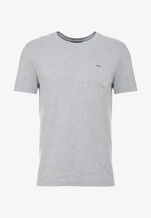 SLEEK CREW NECK  - T-Shirt basic - heather grey