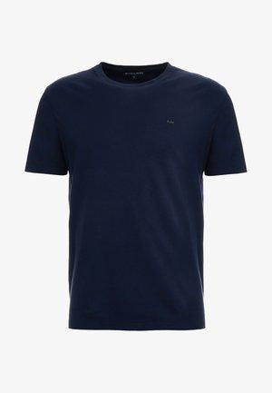 SLEEK CREW NECK  - T-shirts basic - midnight