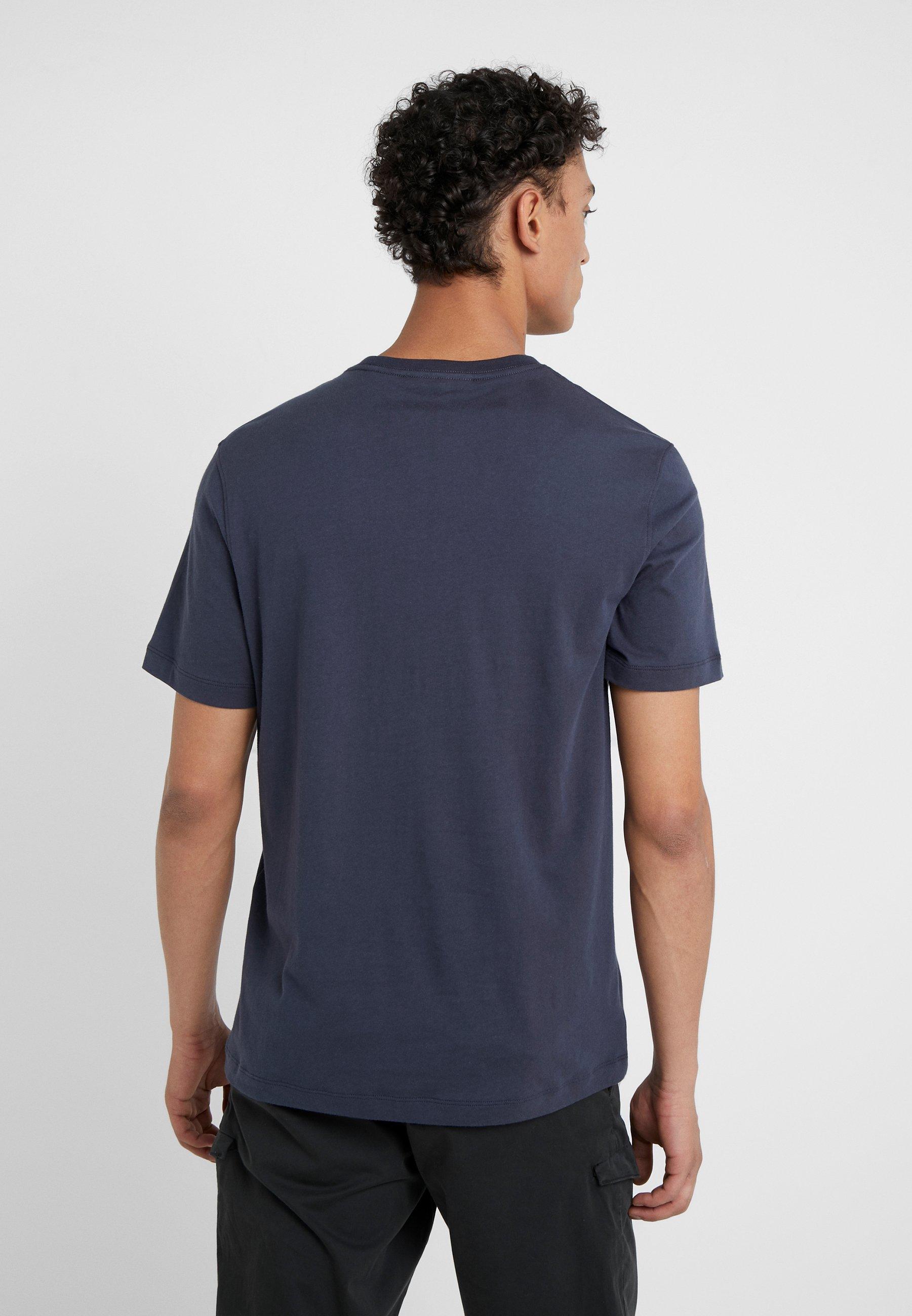 print Shirt Kors GRAPHICT Michael SPRAYED midnight EDH29IeWY