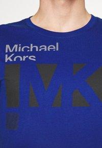 Michael Kors - CITY TEE - T-shirt print - twilight blue - 5