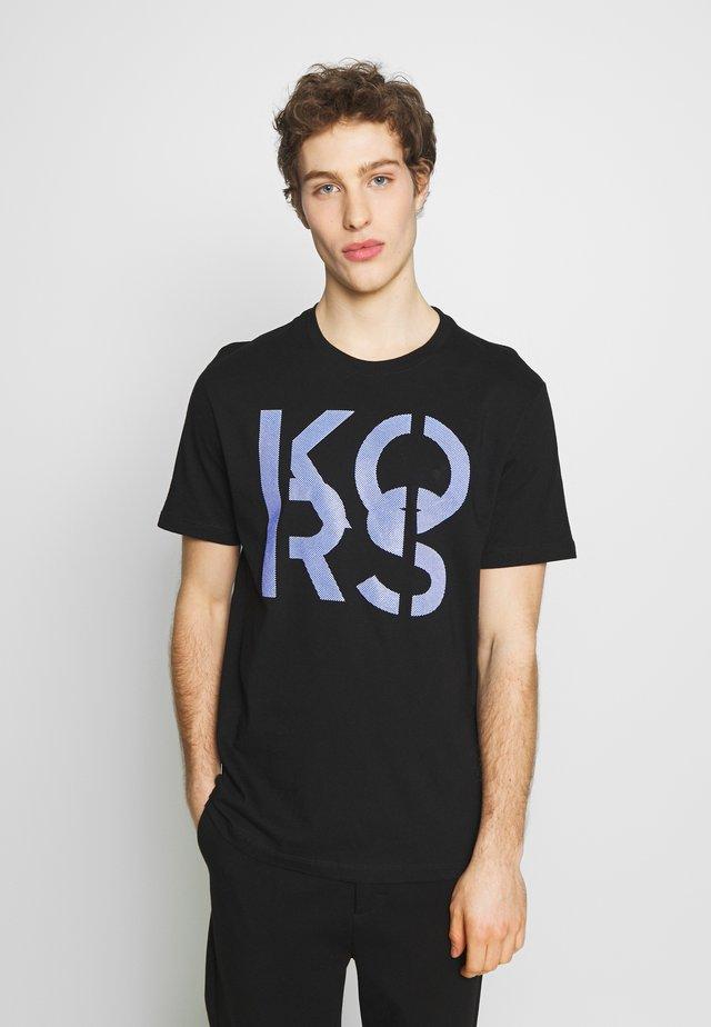 STACKED - T-Shirt print - black