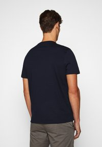 Michael Kors - TONAL TEE - Print T-shirt - dark midnight - 2