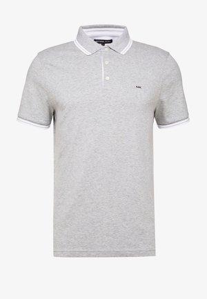 GREENWICH - Polo shirt - heather grey