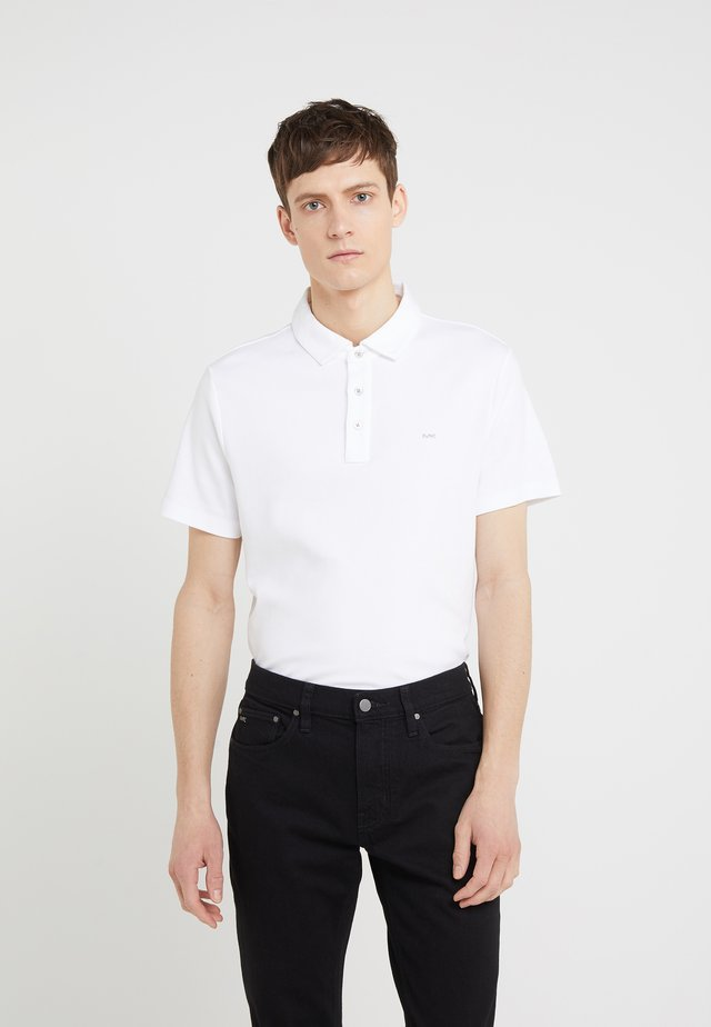 SLEEK  - Polo shirt - white