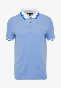 Michael Kors - GREENWICH - Polo shirt - pop blue - 4