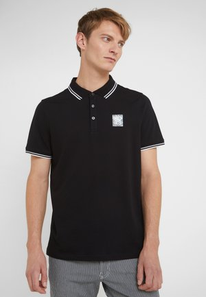 NEW LOGO - Polo - black