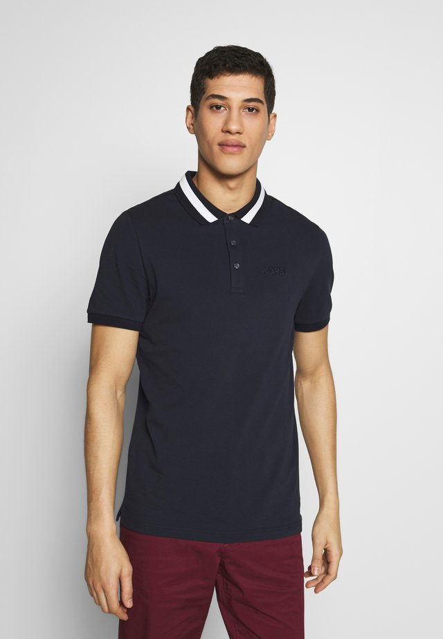 BOLD TIP - Poloshirt - dark midnight