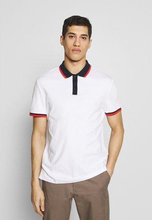 EDGE TIPPED - Polo shirt - white