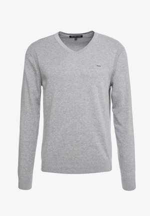 SLEEK  - Jersey de punto - heather grey