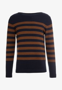 Michael Kors - BOATNECK CREW SWEATER - Jersey de punto - copper - 3