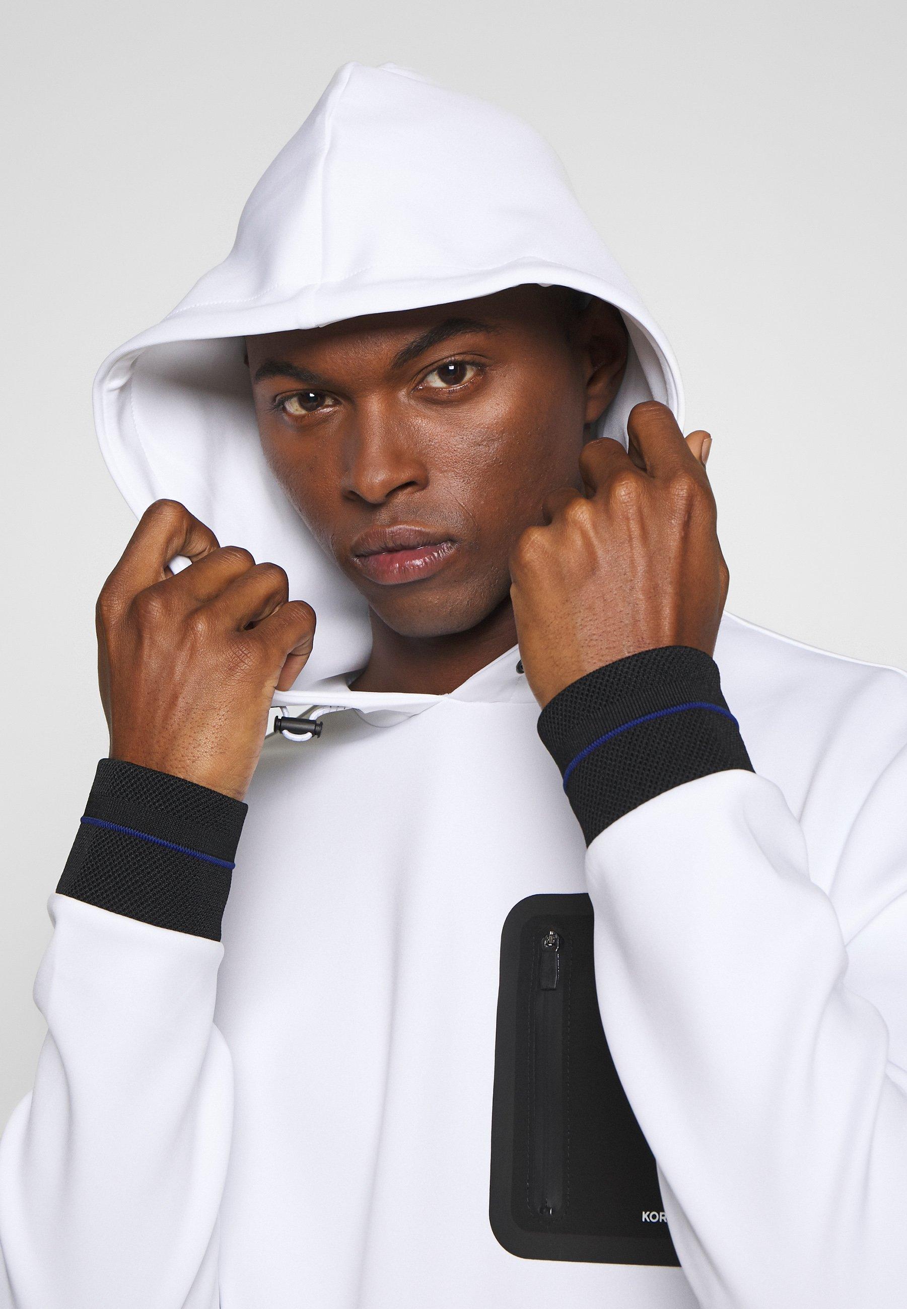 Michael Kors Xtech Hoodie - Hættetrøjer White