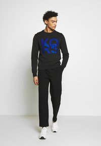 Michael Kors - LOGO  - Sweatshirt - black - 1