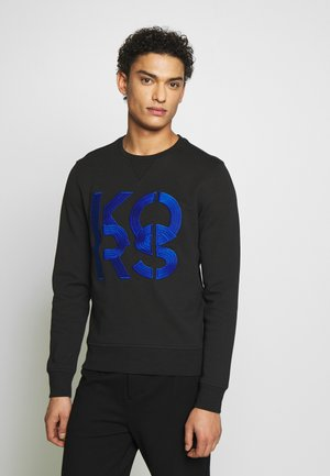 LOGO  - Sweater - black