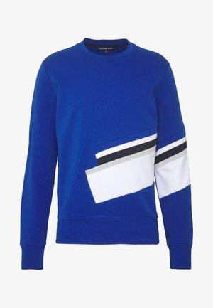 TECH POP INSERT  - T-shirt à manches longues - twilight blue