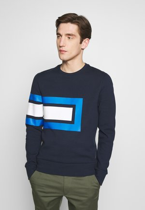 GRAPHIC - Sweatshirt - dark midnight