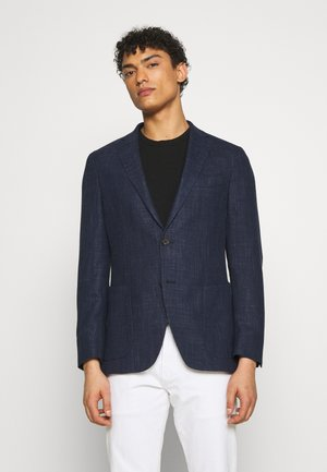 SLIM FIT BLEND - blazer - blue