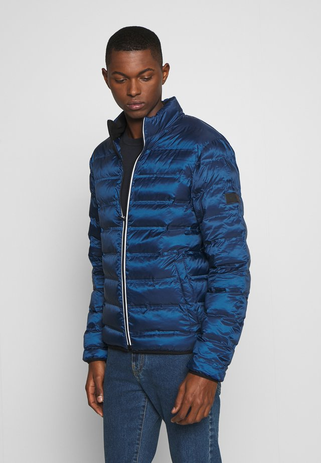 KORS X TECH PUFFER - Jas - twilight blue