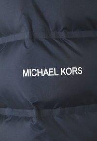 Michael Kors - WELDED LOGO BOMBER - Doudoune - midnight - 8