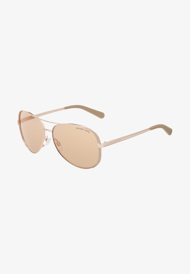 Sonnenbrille - light brown