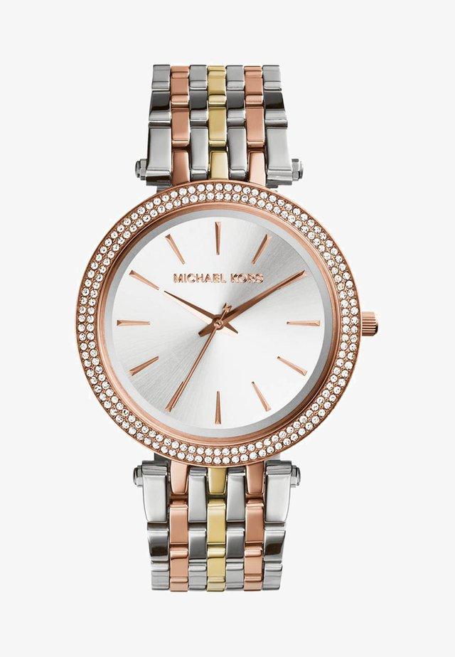 DARCI - Uhr - silver-coloured/gold-coloured/rosegold-coloured