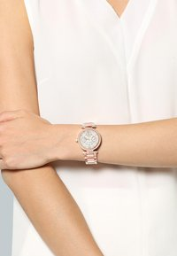 Michael Kors - PARKER - Chronograaf - rosegold-coloured - 1
