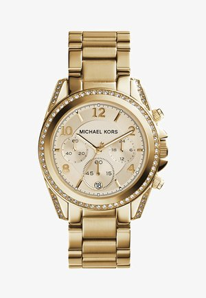 BLAIR - Chronograph watch - gold-coloured