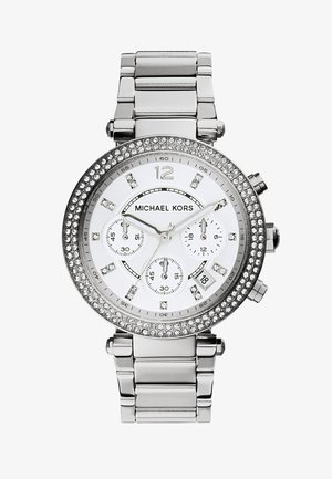 PARKER - Chronograph watch - silver-coloured