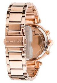 Michael Kors - PARKER - Uhr - rosegold-coloured - 2