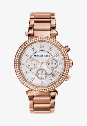 PARKER - Watch - rosegold-coloured