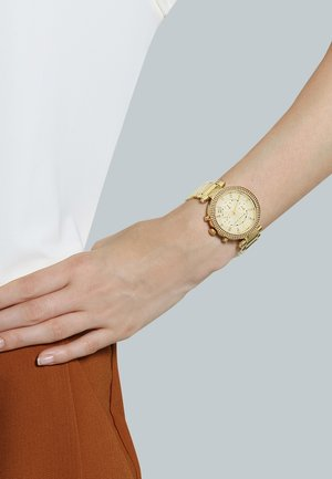 PARKER - Chronograph watch - gold-coloured