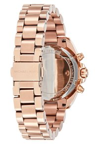 Michael Kors - BRADSHAW MINI - Chronograph watch - rosegold-coloured