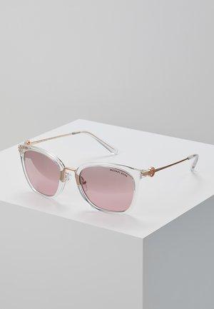 LUGANO - Occhiali da sole - clear crystal