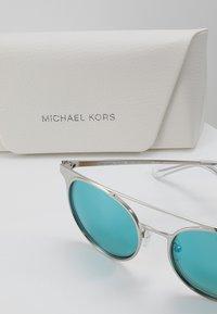 Michael Kors - Sunglasses - shiny silver-coloured - 3