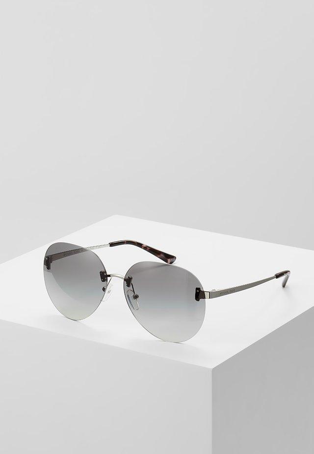 SYDNEY - Sunglasses - shiny silver-coloured