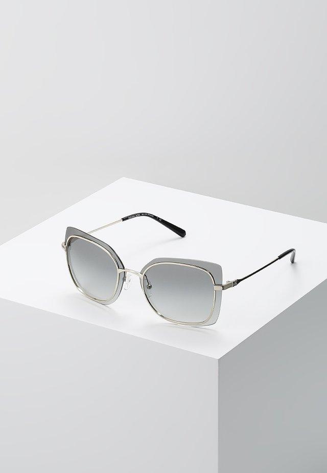 PHUKET - Sunglasses - shiny pale gold-coloured
