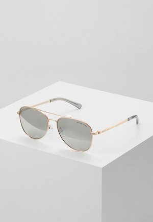 SAN DIEGO - Sunglasses - rose gold-coloured