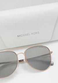 Michael Kors - SAN DIEGO - Sonnenbrille - rose gold-coloured - 2