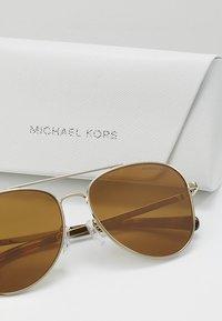 Michael Kors - SAN DIEGO - Sonnenbrille - light gold-coloured - 2