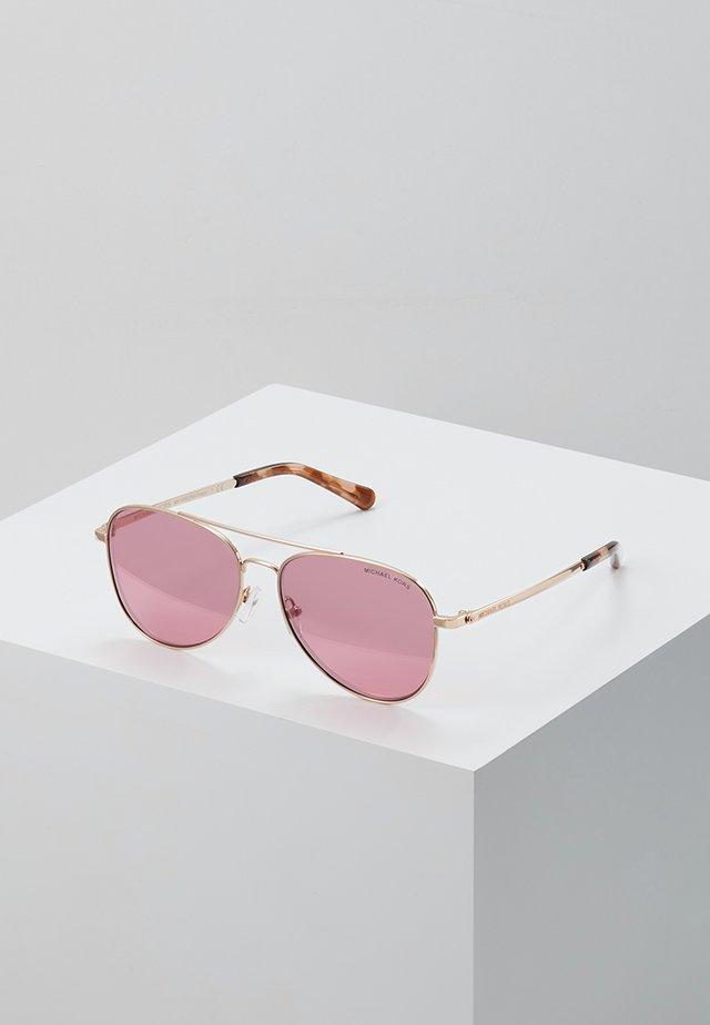 SAN DIEGO - Sonnenbrille - rose gold-coloured