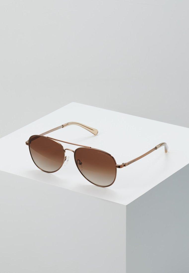 Michael Kors SAN DIEGO - Sunglasses - shiny mink brown