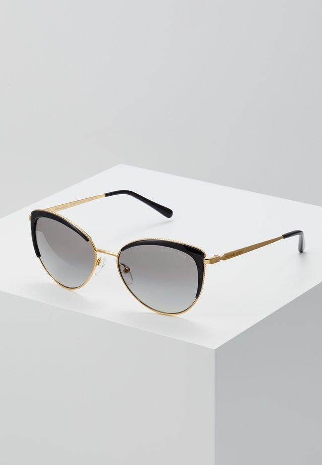 KEY BISCAYNE - Zonnebril - gold-coloured