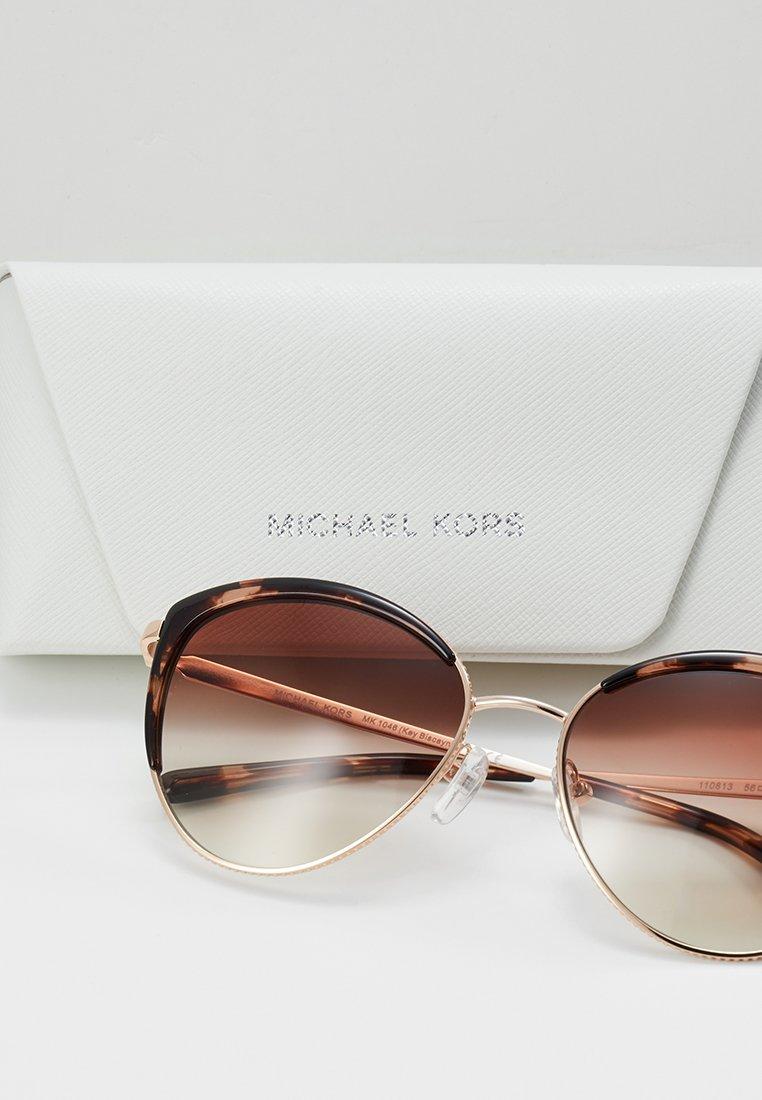 De Gold Kors Michael Key Soleil coloured BiscayneLunettes Rose WH9EYD2eI