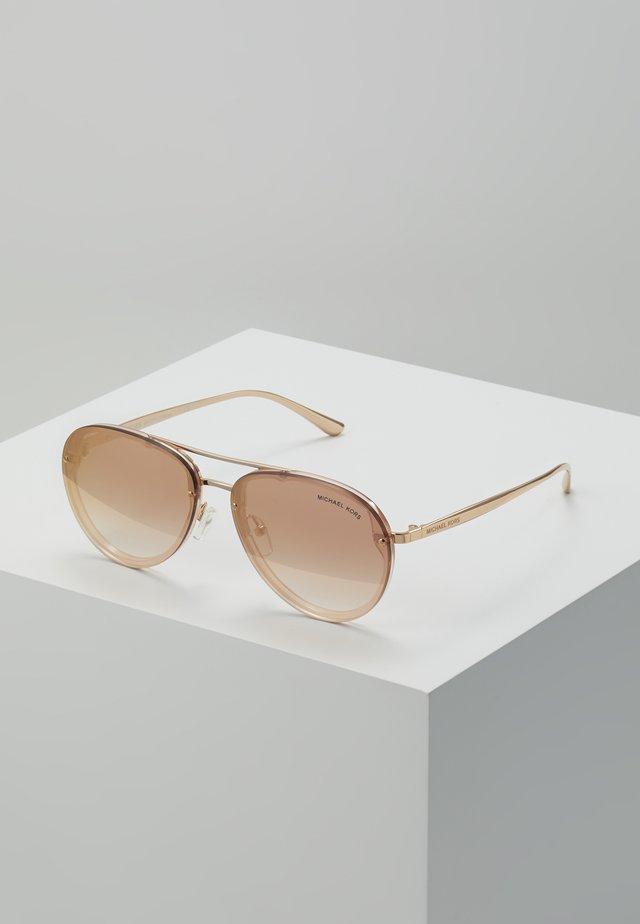 Sunglasses - milky peach