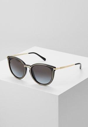 BRISBANE - Sunglasses - light gold-coloured