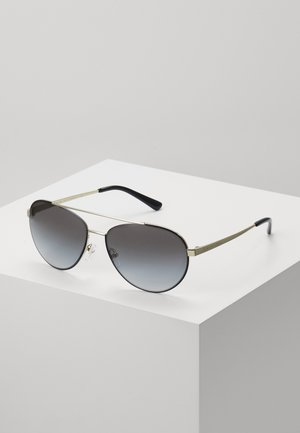 AVENTURA - Sunglasses - gold-coloured/grey
