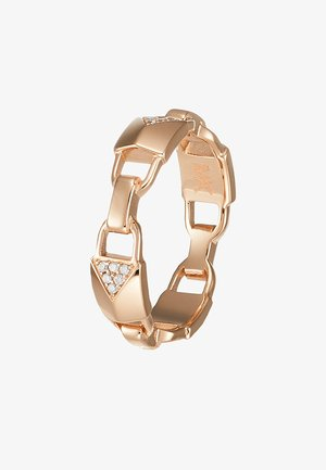 PREMIUM - Ringe - roségold-coloured