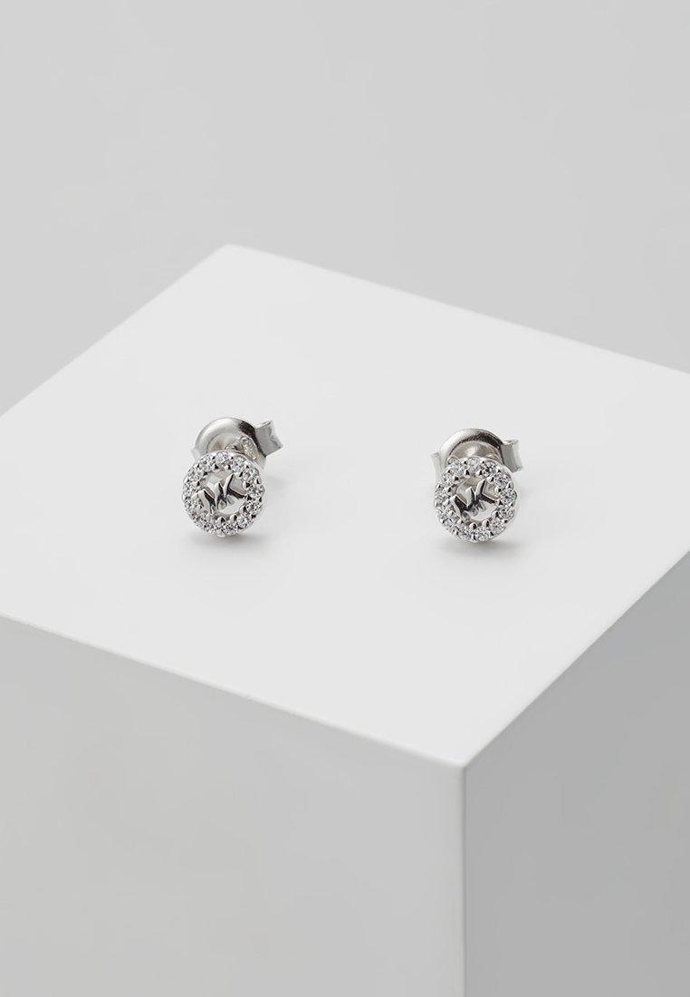 Michael Kors - PREMIUM - Ohrringe - silver-coloured