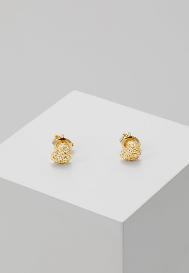 PREMIUM - Boucles d'oreilles - gold-coloured