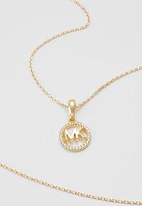 Michael Kors - PREMIUM - Necklace - gold-coloured - 4